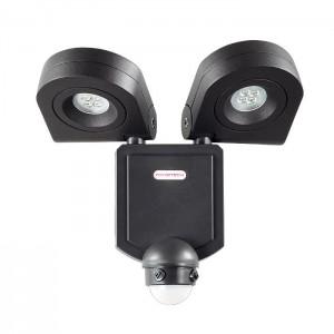 Декоративный светодиодный уличный настенный светильник с инфракрасным датчиком движения NOVOTECH 357221