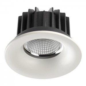 Ввстраиваемый светодиодный светильник NOVOTECH DRUM 357603