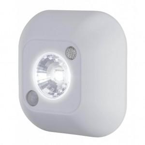 Переносной светодиодный фонарь Paulmann Motion Sensor Light от батареек 75х75х16 78971