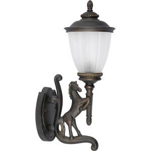 Уличный настенный светильник Nowodvorski Horse 4902