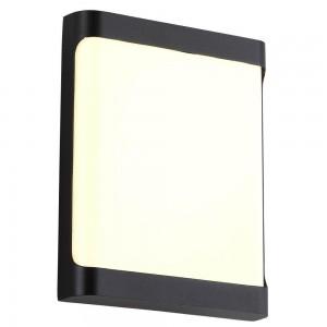 Уличный настенный светодиодный светильник Crystal Lux CLT 441W BL