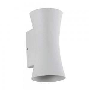 Уличный настенный светодиодный светильник Crystal Lux CLT 331W WH