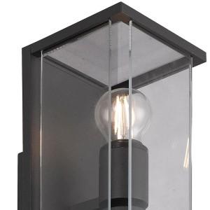 Уличный настенный светильник Mantra Meribel 6492