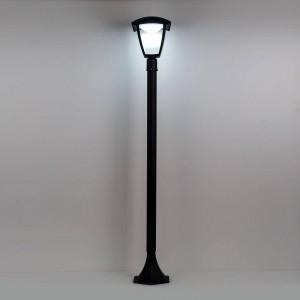 Уличный парковый светильник Светодиодный Citilux CLU04B Черный