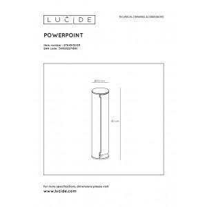 Энергетическая стойка Lucide Powerpoint 27849/12/29