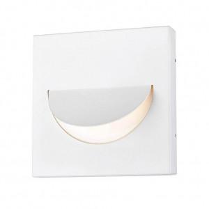 Уличный настенный светодиодный светильник Markslojd Smile 107112