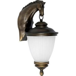 Уличный настенный светильник Nowodvorski Horse 4900