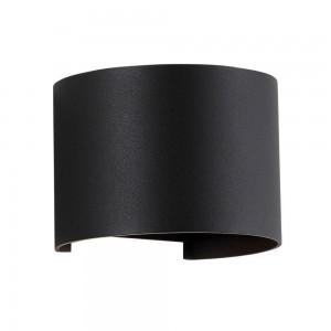 Уличный настенный светодиодный светильник Crystal Lux CLT 530W BL