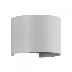 Уличный настенный светодиодный светильник Crystal Lux CLT 530W WH