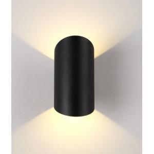 Уличный настенный светодиодный светильник Crystal Lux CLT 134W BL