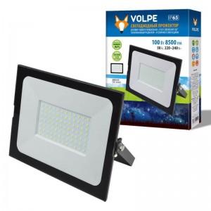 Прожектор светодиодный Volpe ULF-Q513 100W/6500K IP65 220-240В Black UL-00004344