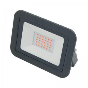 Прожектор светодиодный Volpe 30W ULF-Q511 30W/Red IP65 220-240В Black UL-00002560