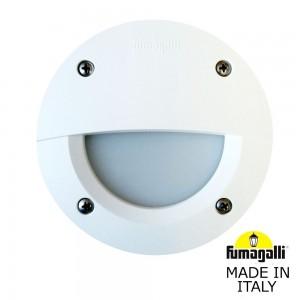 Светильник для подсветки лестниц встраиваемый FUMAGALLI LETI 100 Round-EL 2C3.000.000.WYG1L