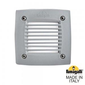 Светильник для подсветки лестниц встраиваемый FUMAGALLI LETI 100 Square-GR 3C2.000.000.LYG1L