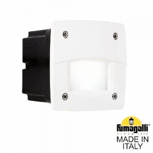 Светильник для подсветки лестниц встраиваемый FUMAGALLI LETI 100 Square-EL 3C3.000.000.WYG1L