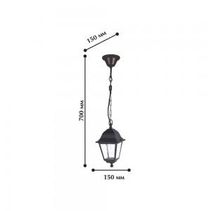 Уличный светильник Leon 1812-1P