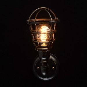 Светильник уличный настенный Джестер 104021501
