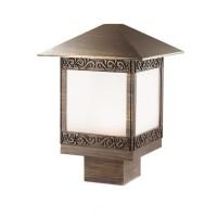 Уличный светильник на столб NOVARA 2644/1B