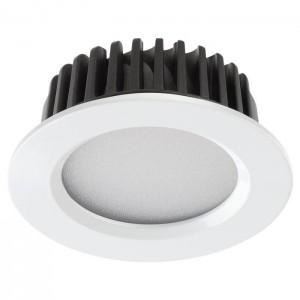 Ввстраиваемый светодиодный светильник NOVOTECH DRUM 357600