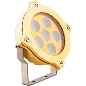 Светодиодный светильник подводный Feron LL-873 Lux 7.7W RGB 12V IP68