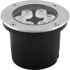 Светодиодный светильник тротуарный (грунтовый) Feron SP4112 6W 6400K 230V IP67