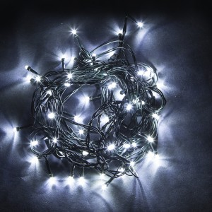 Светодиодная гирлянда Feron CL05 линейная 10м +1.5м 230V 5000K c питанием от сети