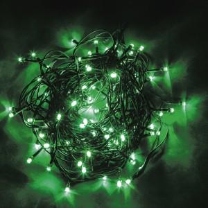 Светодиодная гирлянда Feron CL06 линейная 20м + 1.5м 230V зеленый c питанием от сети