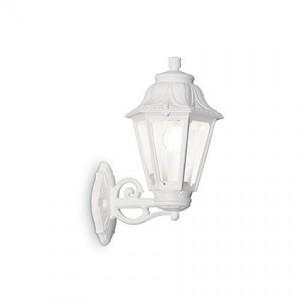 Настенный уличный светильник ANNA AP1 BIG BIANCO