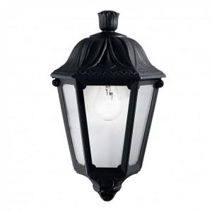 Настенный уличный светильник ANNA AP1 SMALL NERO