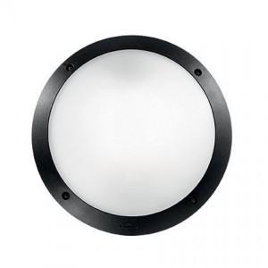 Уличный настенный светильник LUCIA-1 AP1 NERO
