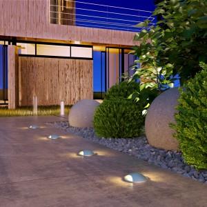 Подсветка для лестниц MRL LED 1105 алюминий