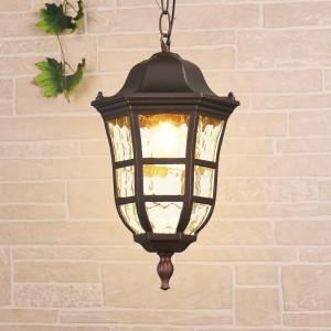 Dorado H кофейное золото уличный подвесной светильник IP44 GL 1013H